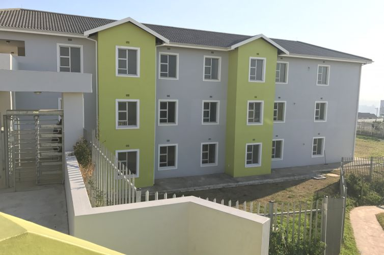 Klaarwater Social Housing
