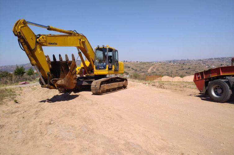 D348 Road Project